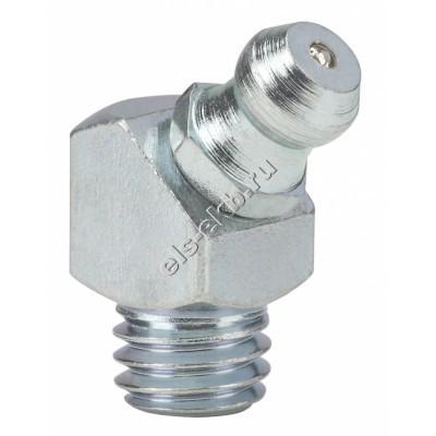 Пресс-масленка коническая угловая 45° H2, оцинкованная закаленная сталь PRESSOL М8x1,25 VZ, VK, SW 9, арт. 15110