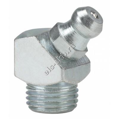 Пресс-масленка коническая угловая 45° H2, оцинкованная закаленная сталь PRESSOL М10x1 VZ, VK, SW 11, арт. 15113