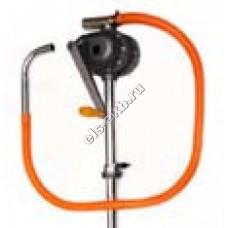 Насос бочковой ручной HFRP-100 (Qmax=100 л/мин; Hmax=15 м; с подающим рукавом)