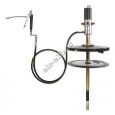 Система раздачи смазки пневматическая GROZ GP3/ST/501/BST, арт. 45412 (50:1; для бочек 180 л)