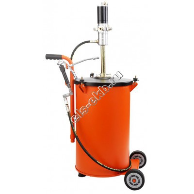 Система раздачи смазки пневматическая GROZ BGRP/50, арт. 45431 (50:1; с емкостью 50 л)
