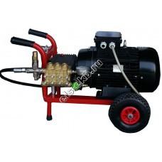 Насос опрессовочный электрический MGF Компакт-500 Электро, арт. 905650 (Pmax=500 атм, Qmax=15 л/мин, 380В, на тележке)