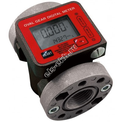 Счетчик электронный PIUSI K600/3 oil, арт. F00496А20 (6-60 л/мин; масло)