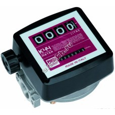 Счетчик механический PIUSI K44 Ver. D, арт. 000563000 (20-120 л/мин; дизтопливо)