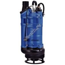 Насос песковый SOLIDPUMP 80TBDE3,7 с рубашкой охлаждения, агитатором и интеллектуальной системой управления (Qmax=60 м³/час; Hmax=30 м; 380В; 3,7 кВт)