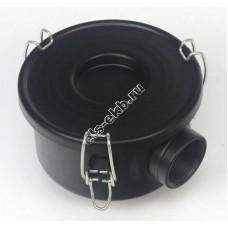 """Фильтр воздушный для вакуумного насоса ВФ-25-2-3/4"""" (Qmax=25 м³/час; 2 мкм; 3/4""""; бумага)"""