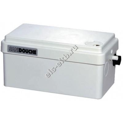 Насос санитарный для ванной SFA SANIDOUCHE (Qmax=70 л/мин; Hmax=4 м)