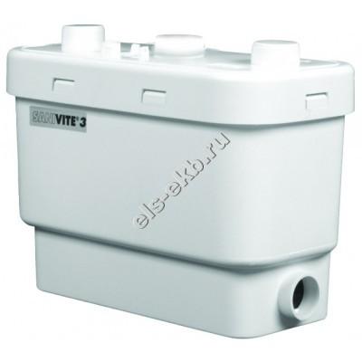 Насос санитарный для ванной и кухни SFA SANIVITE (Qmax=100 л/мин; Hmax=5 м)
