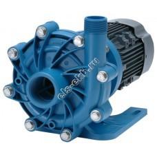 Насос центробежный с магнитной муфтой FINISH THOMPSON DB-15P с э/д 4,0 кВт (полипропилен (PP); Qmax=27 м³/час; Hmax=27 м; 380В; 4 кВт)