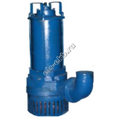 Насос дренажный погружной ГНОМ 100-25 (Qmax=120 м³/час; Hmax=40 м; 380В; 11,0 кВт)