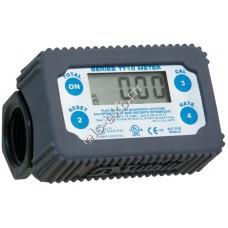 Счетчик электронный FILL-RITE TT10P (8-132 л/мин, техническая вода, антифризы, AdBlue)