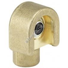 Насадка смазочная для плоских пресс-масленок типа М1, Т1 и Т1/В Ø16 мм PRESSOL, арт. 12062 (М10x1, 400 атм)
