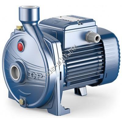 Насос центробежный консольно-моноблочный PEDROLLO CPm 158 (Qmax=5,4 м³/час, Hmax=34 м, 220В, 0,75 кВт)