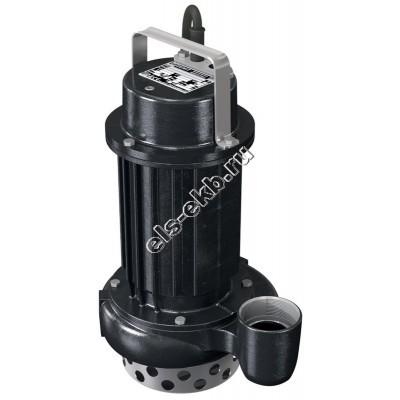 Насос дренажный погружной ZENIT DRO 75/2/G32V A0CM/50 с поплавком (Qmax=21,6 м³/час; Hmax=12,1 м; 220В; 0,55 кВт; кабель 5 метров с вилкой)