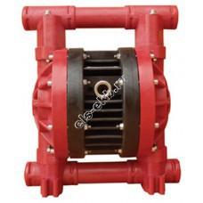 """Насос мембранный пневматический ALPHADYNAMIC RUBY 025 P-P-TPT-F, арт. A025-0003-F (Qmax=150 л/мин, Pmax=7 бар, 1"""" BSP)"""