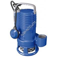 Насос дренажный погружной ZENIT DR BluePRO 150/2/G50V A1CM/50 с поплавком (Qmax=36 м³/час; Hmax=14,4 м; 220В; 1,1 кВт; кабель 5 метров с вилкой)