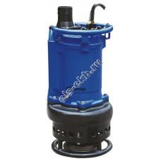 Насос шламовый SOLIDPUMP 80TBS4 с рубашкой охлаждения и агитатором (Qmax=99 м³/час; Hmax=14,8 м; 380В; 4,0 кВт)