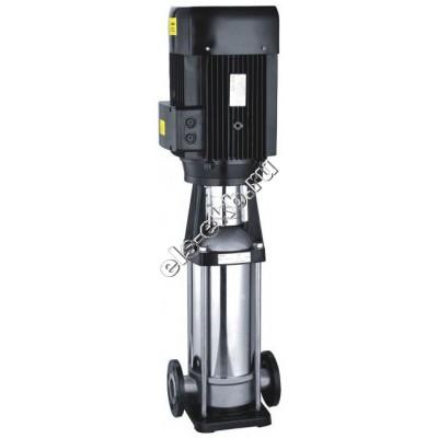 Насос многоступенчатый CNP CDL20-4, арт. CDL20-4F1SWPC (Qmax=28 м³/час; Hmax=54 м; 380В; 5,5 кВт; чугун, t≤70°C)