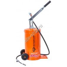 Нагнетатель смазки ручной PETROPUMP PP210010 (16 л)