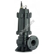 Насос фекальный погружной CNP 50 WQ 8-15-1,1 ES (Qmax=23 м³/час; Hmax=16,5 м; 380В; 1,1 кВт)