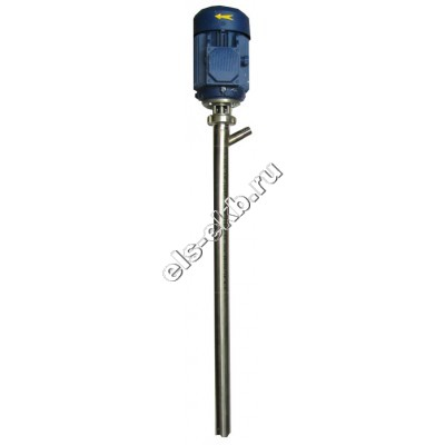 Насос бочковой электрический АМПИКА ВНП-3 (1,1х1000) (Qmax=28,33 л/мин; Hmax=40 м; 380В)
