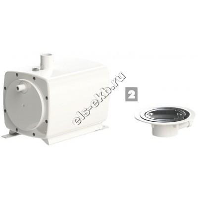 Насос санитарный для душа SFA SANIFLOOR 2 (Qmax=30 л/мин; Hmax=3 м)