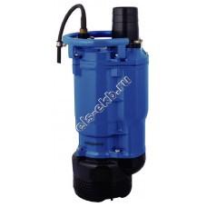 Насос дренажный SOLIDPUMP 150TBZ7,5  с рубашкой охлаждения (Qmax=124,8 м³/час, Hmax=31 м, 380В, 7,5 кВт)