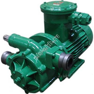 Насос лопастной АМПИКА DB-400M (Qmax=450 л/мин; Hmax=40 м; 380В)