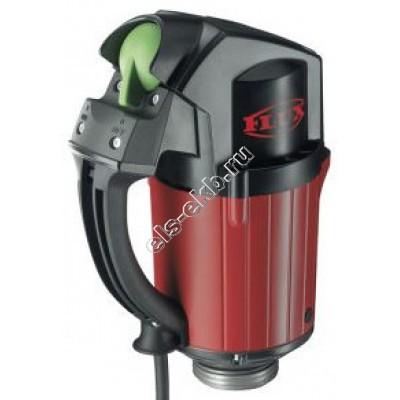 Двигатель электрический для бочкового насоса FLUX F458-1_n-v, арт. 10-45801004 (220В, 700 Вт, IP55, c отключением при снятии напряжения)