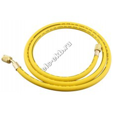 "Шланг желтый VALUE VRP-R410A-Y(1/4""-1/4"", 120см)"