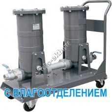 """Установка фильтрации для бензина, керосина, дизельного и авиационного топлива GESPASA FG-300x2 Mobile Filtering Kit • 50/15 µm • 2"""", арт. 66061 (Qmax=300 л/мин; 50/15 мкм; 2"""" BSP)"""