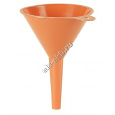 Воронка пластиковая для топлива и масла PRESSOL, арт. 02362 (Ø75 мм; 0,09 л)