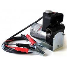 Насос лопастной поверхностный для дизельного топлива электрический ADAM PUMPS ECOKIT 0 12-40, арт. ECO 0402200 (Qmax=40 л/мин, Hmax=13 м, 12В, самовсасывающий)