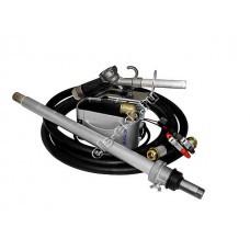 Комплект бочковой для дизельного топлива электрический ADAM PUMPS DRUM TECH 12-40 (Qmax=40 л/мин, 12В)