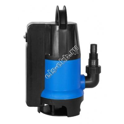 Насос фекальный погружной JEMIX GSMAX-750 с встроенным поплавком (Qmax=12,5 м³/час; Hmax=8 м; 220В; 0,75 кВт; кабель 10 метров)