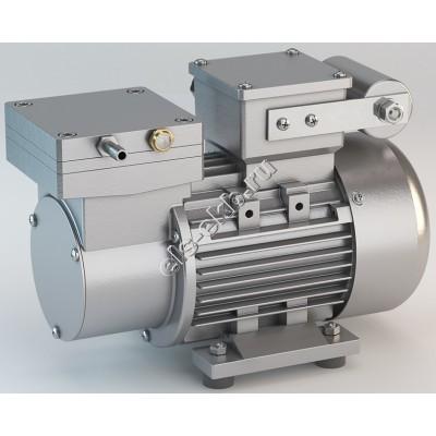 Насос вакуумный НВМ-1,5_220В (Qmax=25 л/мин; 220В)