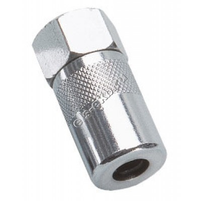 """Насадка смазочная для конических пресс-масленок типа Н GROZ HC/12/4/B, арт. 43520 (1/8"""" BSPT, 680 атм, Ø17 мм)"""