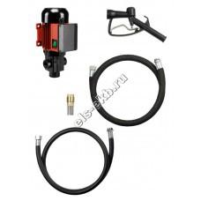 Комплект бочковой для дизельного топлива электрический PRESSOL ROTAxx, арт. 23931 (Qmax=60 л/мин; 220В)