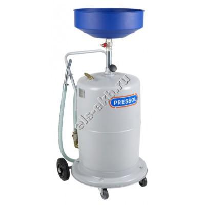 Установка для слива масла PRESSOL, арт. 27070 (75 л)
