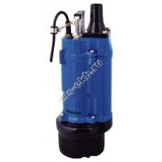 Насос дренажный SOLIDPUMP 50TBZ1,5 с рубашкой охлаждения (Qmax=27 м³/час; Hmax=22 м; 380В; 1,5 кВт)