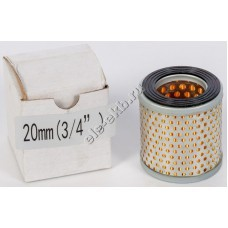 Картридж для фильтра ВФ-8/25 (Qmax=25 м³/час; 5 мкм; полиэстер)