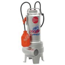 Насос фекальный погружной PEDROLLO VXm 15/35-ST с поплавком (Qmax=30 м³/час; Hmax=15 м; 220В; 1,1 кВт; кабель 10 метров с вилкой )