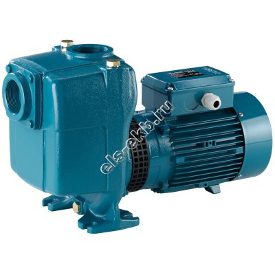 Насос центробежный CALPEDA AM 50-125BE (Qmax=30 м³/час; Hmax=15,5 м; 220В; 1,1 кВт)