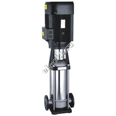 Насос многоступенчатый CNP CDL65-20-2, арт. CDL65-20-2F1SWPC (Qmax=80 м³/час; Hmax=39 м; 380В; 7,5 кВт; чугун, t≤70°C)
