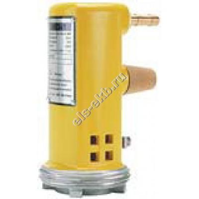 Двигатель пневматический LUTZ MD1xL, арт. 0004-725 (1000 Вт)