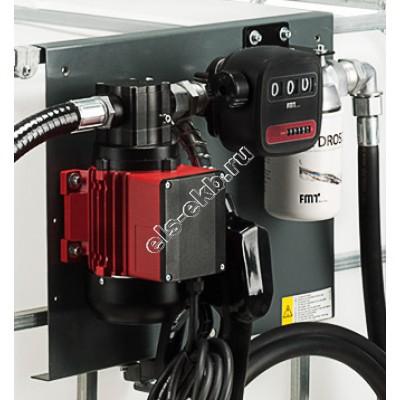 Мини АЗС для дизельного топлива PRESSOL FZP 100-220V-4m, арт. 23511001 (Qmax=100 л/мин; 220В)