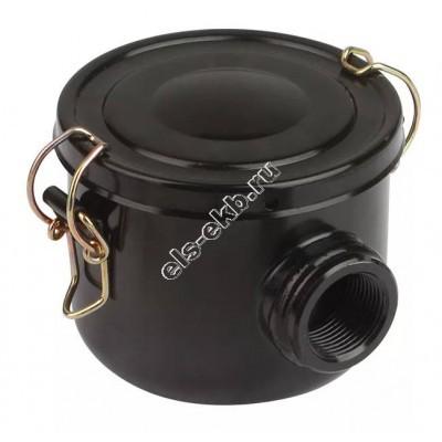 """Фильтр воздушный для вакуумного насоса ВФ-60-2-1"""" (Qmax=60 м³/час; 2 мкм; 1""""; бумага)"""
