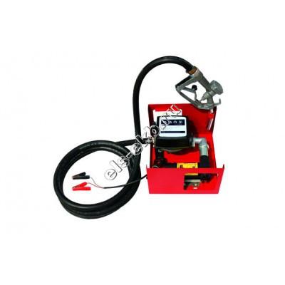 Мини АЗС для дизельного топлива UNILUBE KE 6024 (Qmax=45 л/мин; 24В)