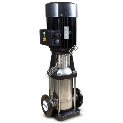 Насос многоступенчатый CNP CDL12-3, арт. CDL12-3F1SWPC (Qmax=16 м³/час, Hmax=35,5 м, 380В, 2,2 кВт, чугун, t≤70°C)