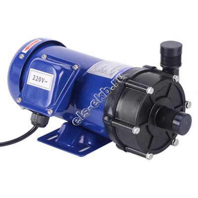 Насос центробежный с магнитной муфтой ХМ-3,0/4П-0,15-G1 (полипропилен (PP); Qmax=4,8 м³/час; Hmax=6 м; 220В; 0,15 кВт)